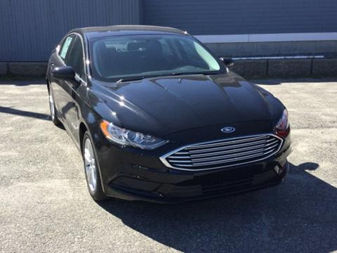 2018 Ford Fusion Hybrid for sale in Brunswick, ME