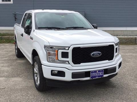 2018 Ford F-150 for sale in Brunswick, ME
