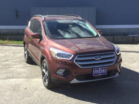2018 Ford Escape for sale in Brunswick, ME