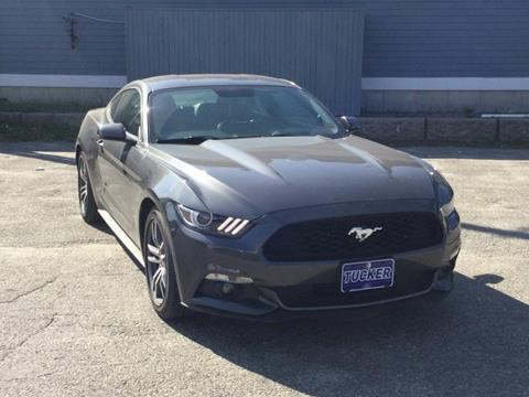 2015 Ford Mustang for sale in Brunswick, ME