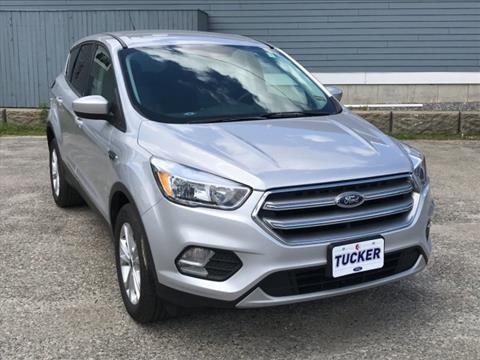 2017 Ford Escape for sale in Brunswick, ME
