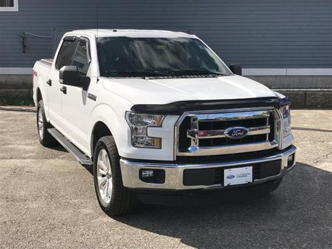 2015 Ford F-150 for sale in Brunswick, ME