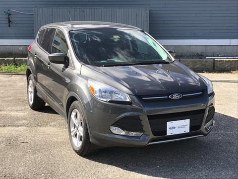 2016 Ford Escape for sale in Brunswick, ME