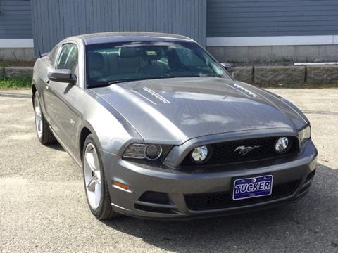 2013 Ford Mustang for sale in Brunswick, ME