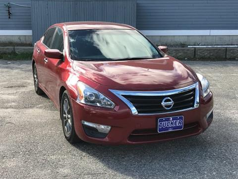 2015 Nissan Altima for sale in Brunswick, ME