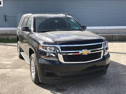 2017 Chevrolet Tahoe for sale in Brunswick, ME