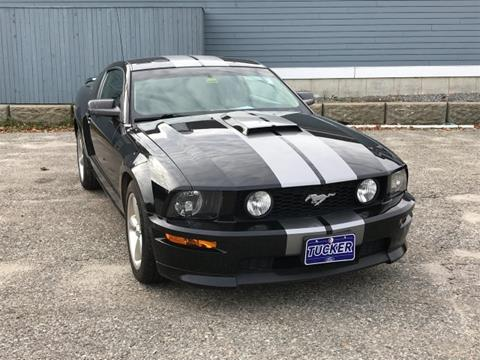 2008 Ford Mustang for sale in Brunswick, ME