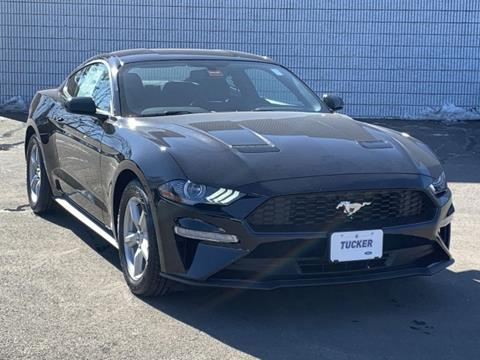 2019 Ford Mustang for sale in Brunswick, ME
