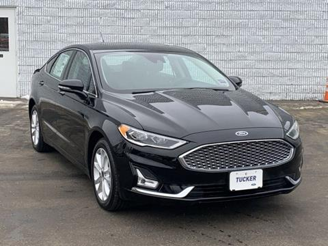 2019 Ford Fusion Energi for sale in Brunswick, ME