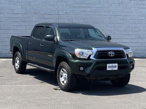 2013 Toyota Tacoma For Sale >> 2013 Toyota Tacoma For Sale In Brunswick Me