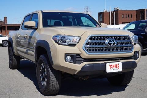 2017 Toyota Tacoma for sale in Brunswick, ME