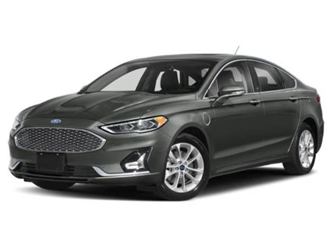2020 Ford Fusion Energi for sale in Brunswick, ME
