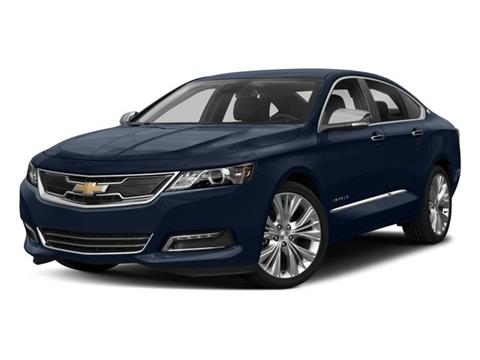 2018 Chevrolet Impala for sale in Brunswick, ME
