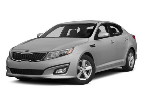 2015 Kia Optima for sale in Brunswick, ME