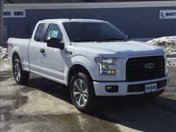 2017 Ford F-150 for sale in Brunswick, ME