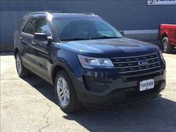 2017 Ford Explorer for sale in Brunswick, ME