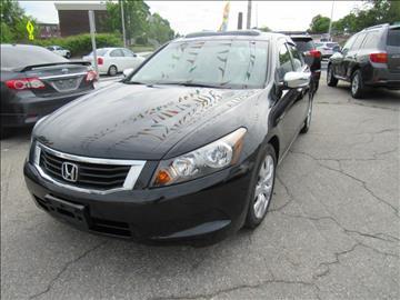 2010 Honda Accord for sale in Worcester, MA