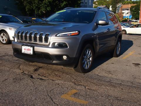 2015 Jeep Cherokee for sale in Worcester, MA