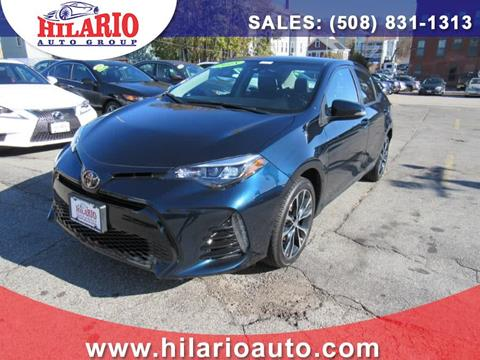 2018 Toyota Corolla for sale in Worcester, MA