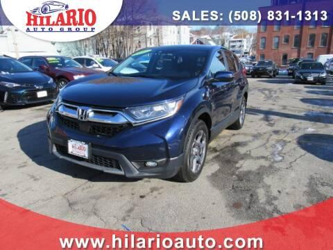 2017 Honda CR-V for sale in Worcester, MA