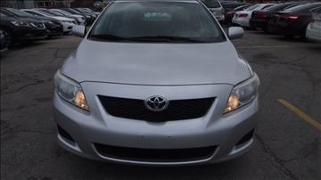 2009 Toyota Corolla for sale in Worcester, MA