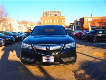 2014 Acura MDX for sale in Worcester, MA