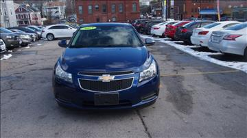 2013 Chevrolet Cruze for sale in Worcester, MA