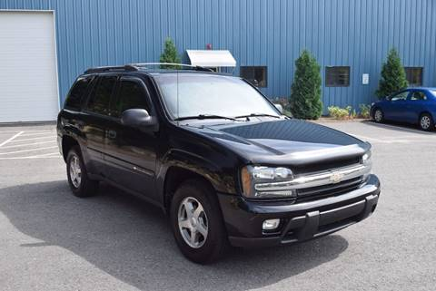 2003 Chevrolet TrailBlazer for sale in Holliston, MA