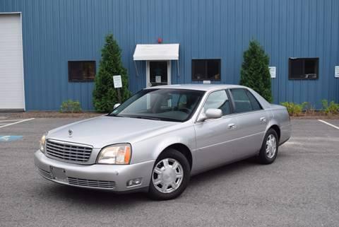 2005 Cadillac DeVille for sale in Holliston, MA