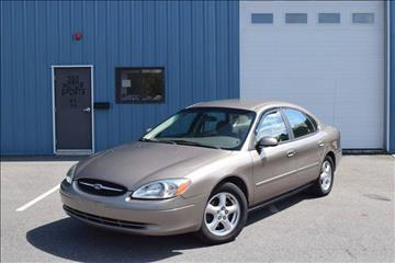 2002 Ford Taurus for sale in Holliston, MA