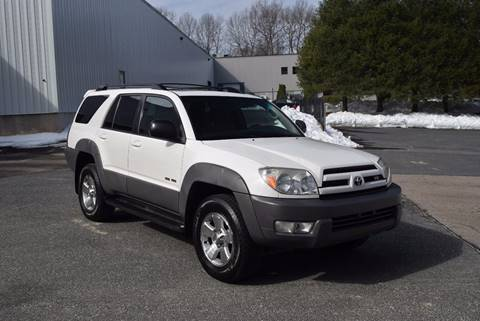 2003 Toyota 4Runner for sale in Holliston, MA