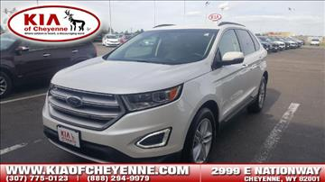 2015 Ford Edge for sale in Cheyenne, WY