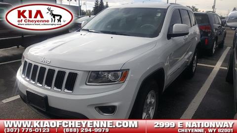 2014 Jeep Grand Cherokee for sale in Cheyenne, WY