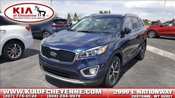 2018 Kia Sorento for sale in Cheyenne, WY