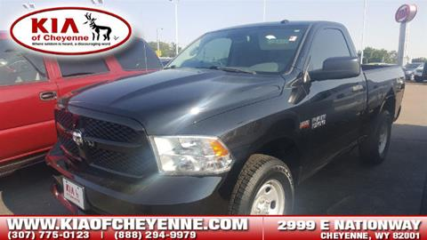 2014 RAM Ram Pickup 1500 for sale in Cheyenne, WY