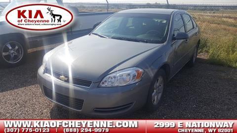 2007 Chevrolet Impala for sale in Cheyenne, WY