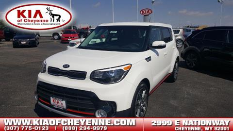 2018 Kia Soul for sale in Cheyenne, WY