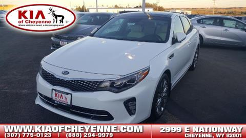 2018 Kia Optima for sale in Cheyenne, WY