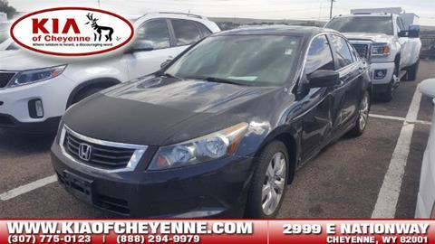 2008 Honda Accord for sale in Cheyenne, WY
