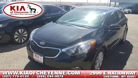 2015 Kia Forte for sale in Cheyenne, WY