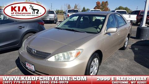 2002 Toyota Camry for sale in Cheyenne, WY