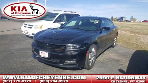 2016 Dodge Charger for sale in Cheyenne, WY