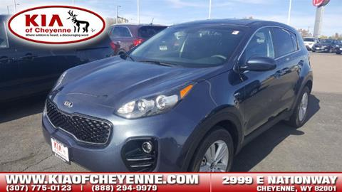 2017 Kia Sportage for sale in Cheyenne, WY