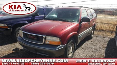 1999 GMC Jimmy for sale in Cheyenne, WY