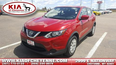 2018 Nissan Rogue Sport for sale in Cheyenne, WY