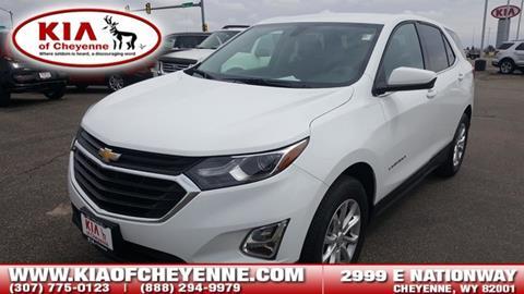 2019 Chevrolet Equinox for sale in Cheyenne, WY