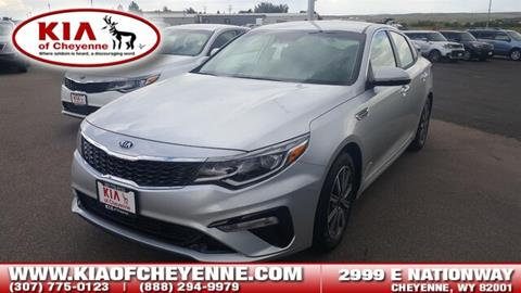 2019 Kia Optima for sale in Cheyenne, WY