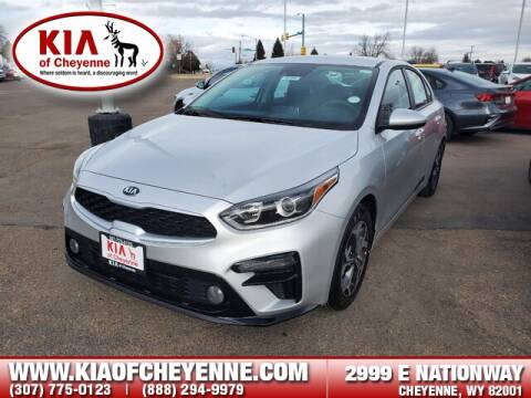 2020 Kia Forte LXS for sale at KIA OF CHEYENNE in Cheyenne WY