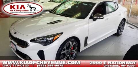 2020 Kia Stinger for sale at KIA OF CHEYENNE in Cheyenne WY