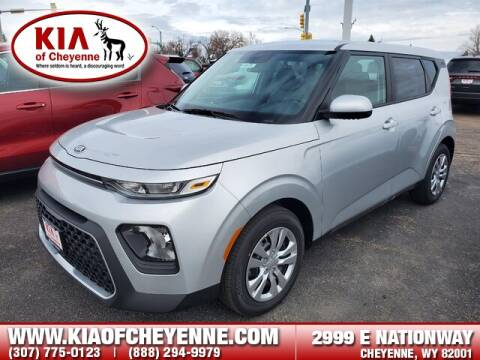 2020 Kia Soul LX for sale at KIA OF CHEYENNE in Cheyenne WY